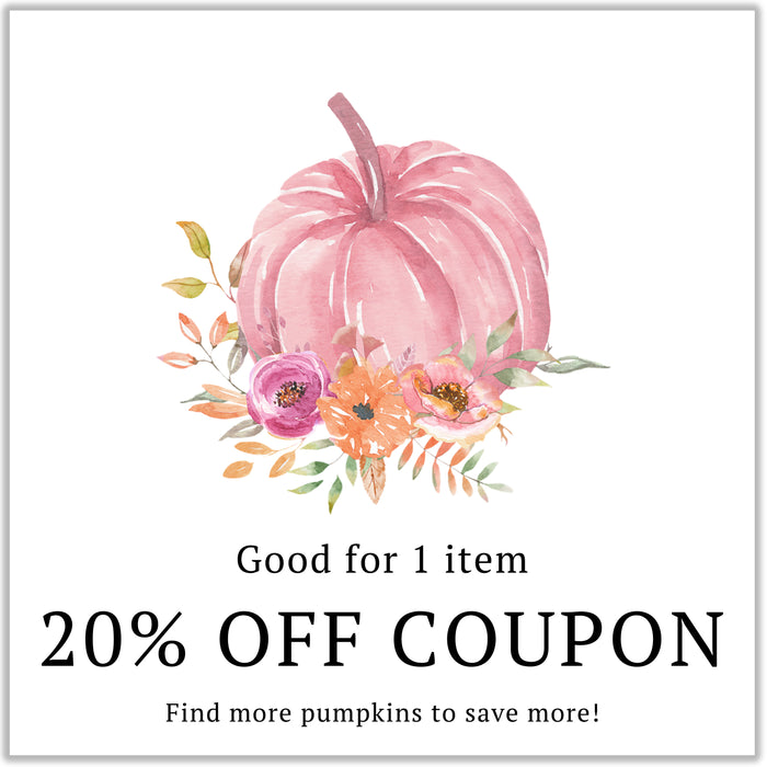 Trick or Treat Collection - Pink Pumpkin