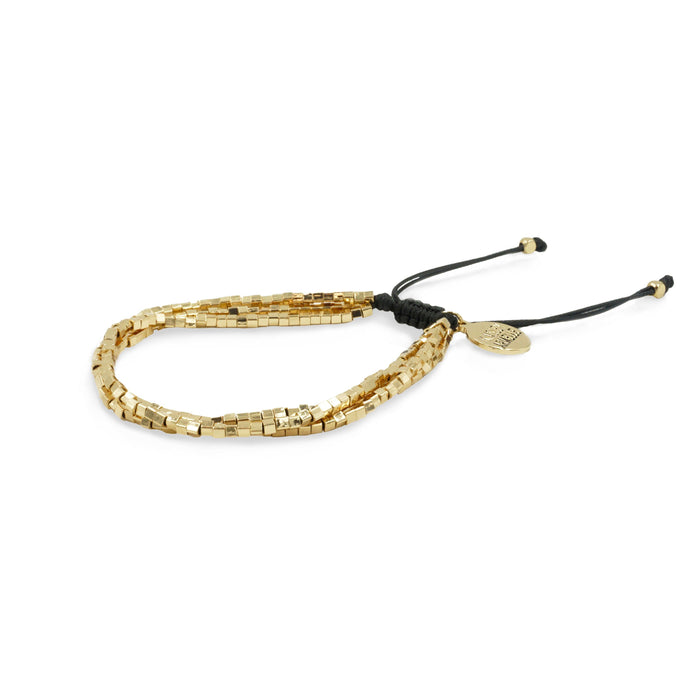 Trinity Collection - Gold Bracelet