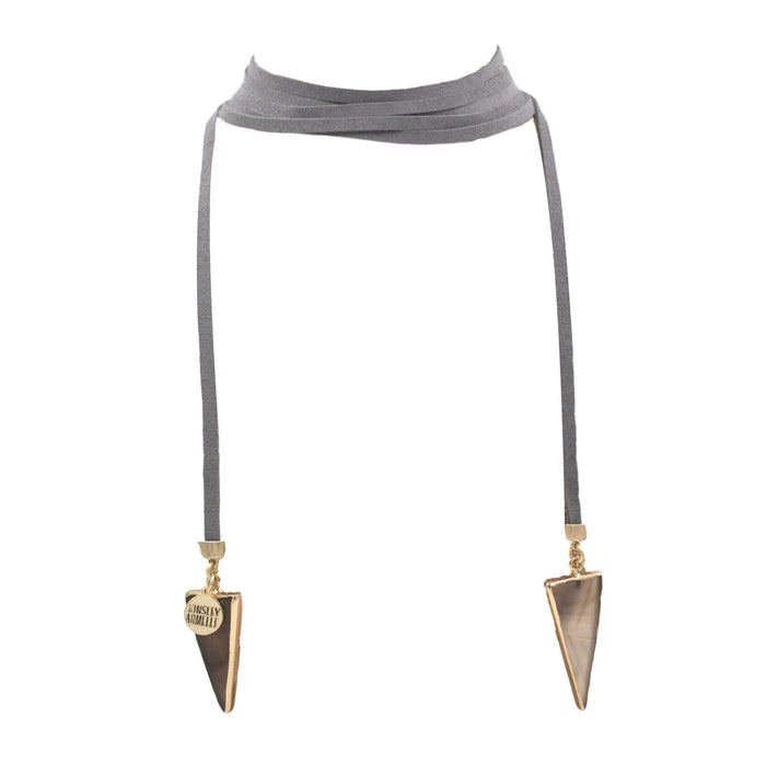 Wrap Collection - Triad Necklace - Kinsley Armelle