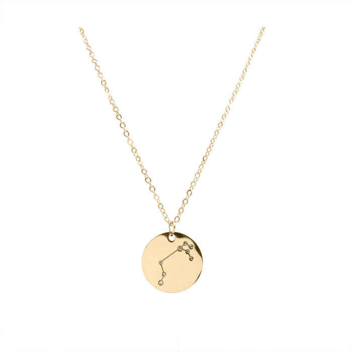 Zodiac Collection - Aries Necklace  (Mar 21 - Apr 19)
