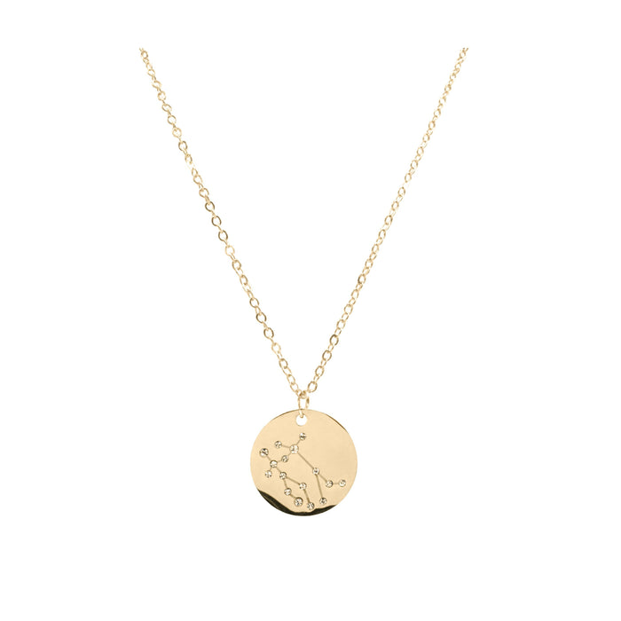 Zodiac Collection - Gemini Necklace (May 21 - June 20)