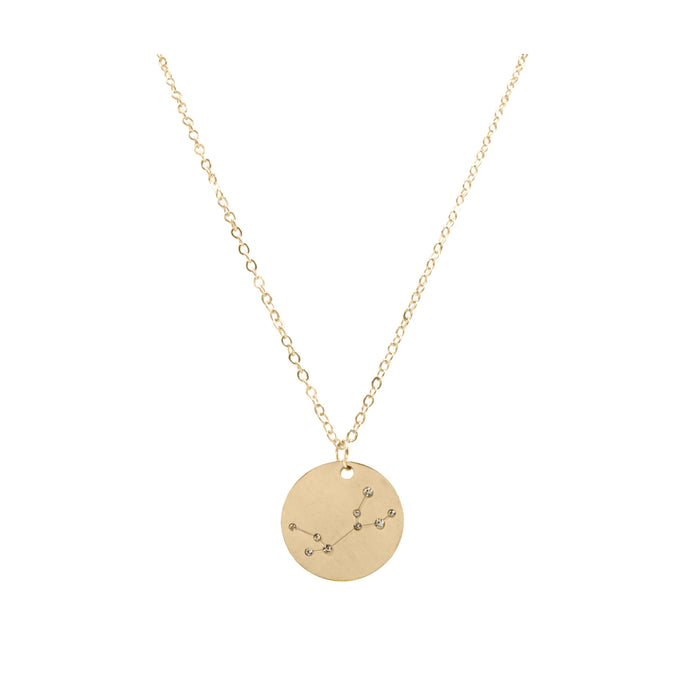 Zodiac Collection - Virgo Necklace (Aug 23 - Sep 22)