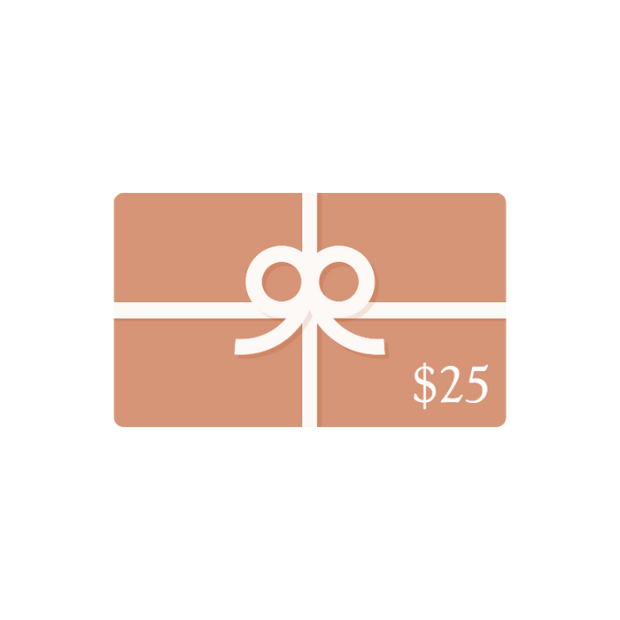 $25 Gift Card - Kinsley Armelle