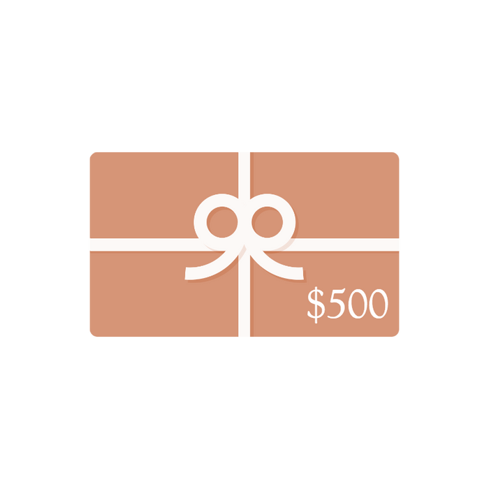 $500 Gift Card - Kinsley Armelle