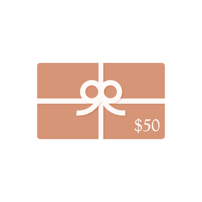 $50 Gift Card - Kinsley Armelle