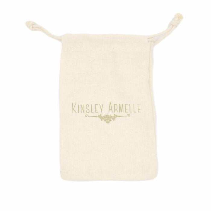 Kinsley Armelle Jewelry Pouch Tan - Kinsley Armelle