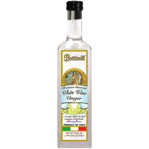 Botticelli White Wine Vinegar