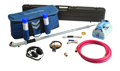 RD500 Electronic Transmitter Kit - Plastic Water Pipe Locator