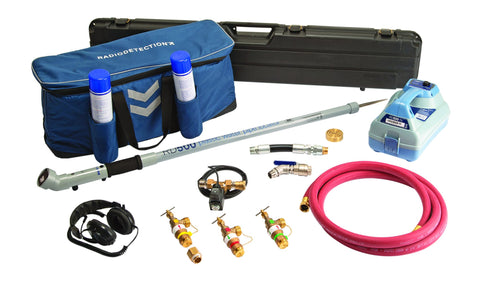 RD500-PRO Kit Plastic Water Pipe Locator