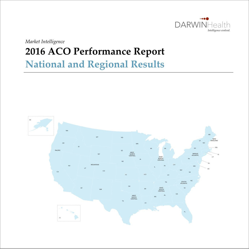 ACO Performance Report Bundle - National and Regional Results