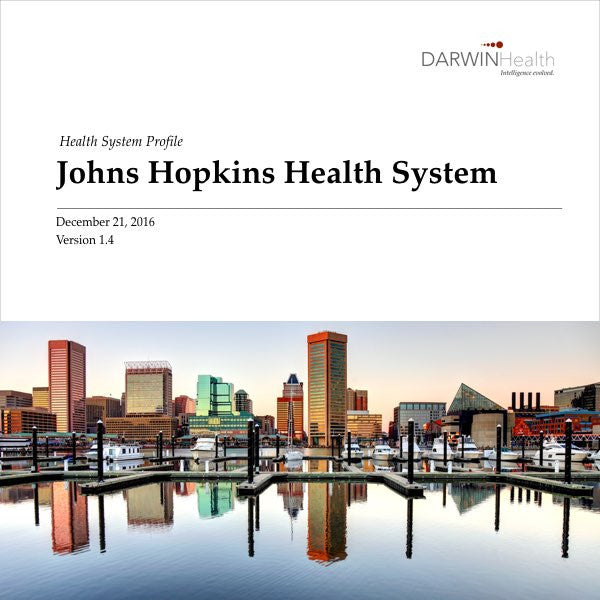 Johns Hopkins Health System Profile
