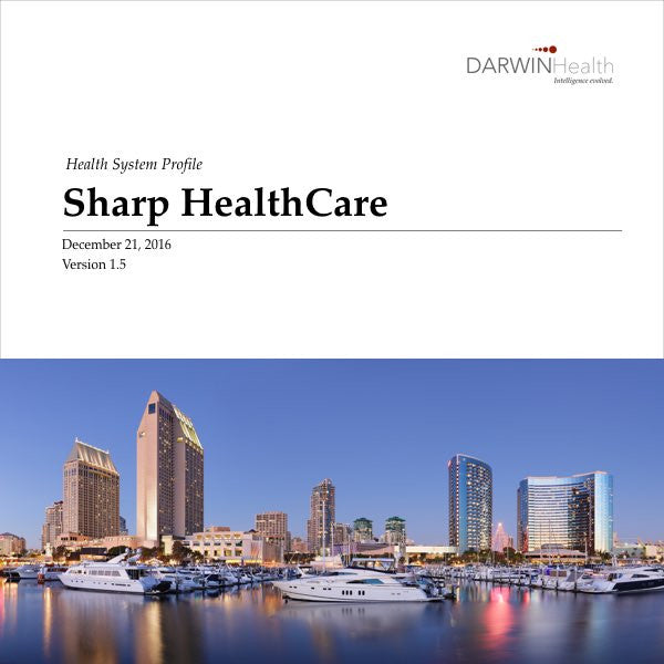 Sharp HealthCare Profile