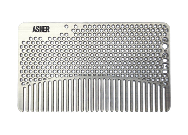 Personalized Stainless Steel Mesh: Fine Tooth
