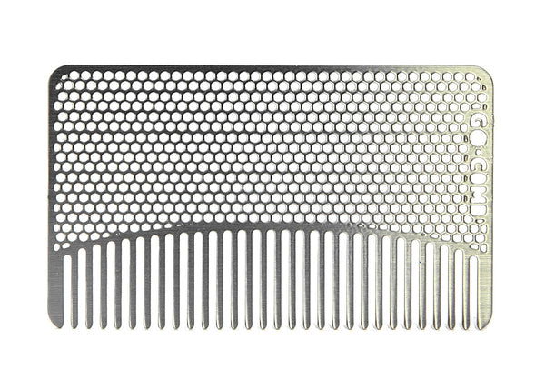 Stainless Steel Mesh: Fine Tooth