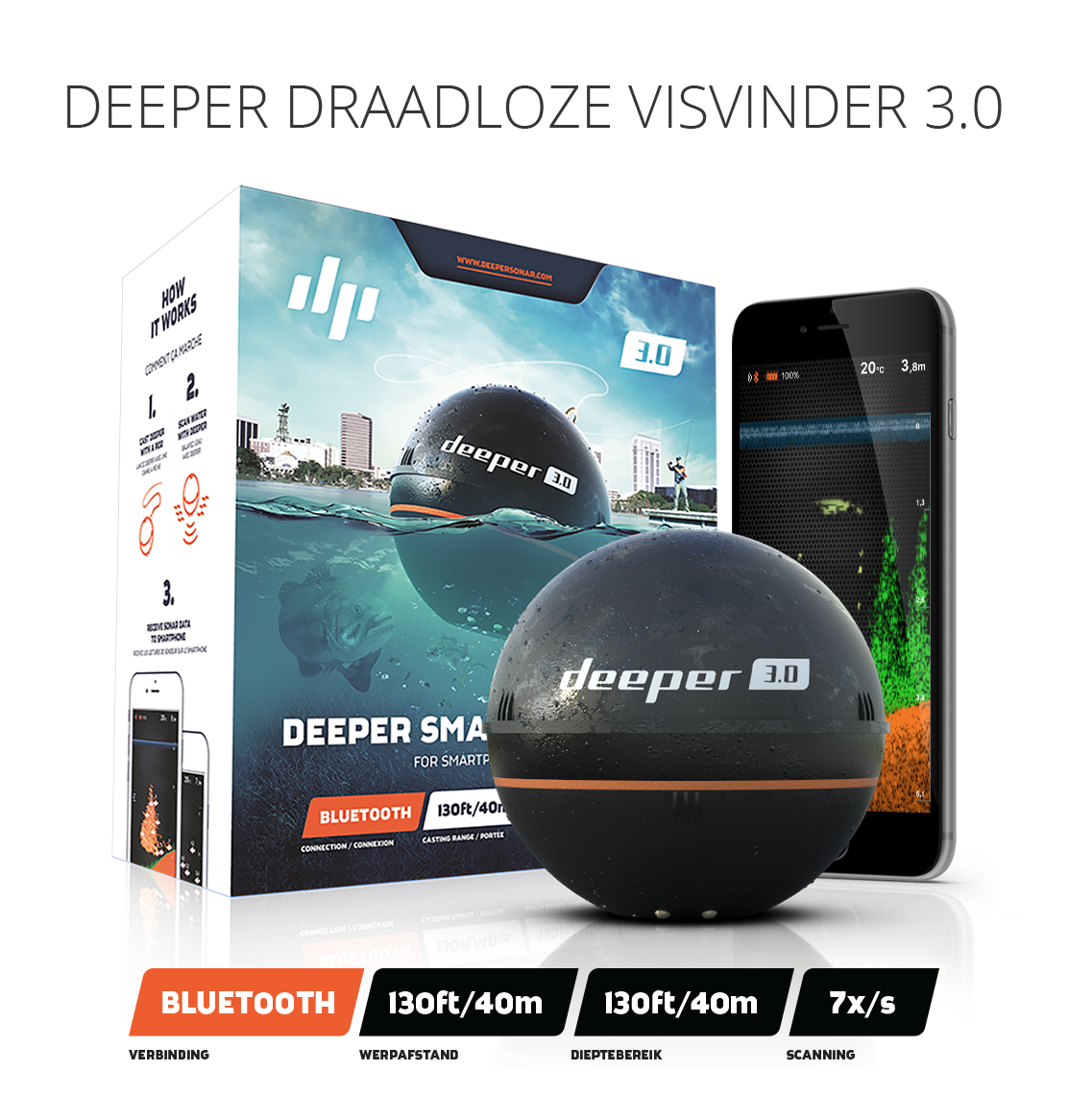 deeper wireless fish finder