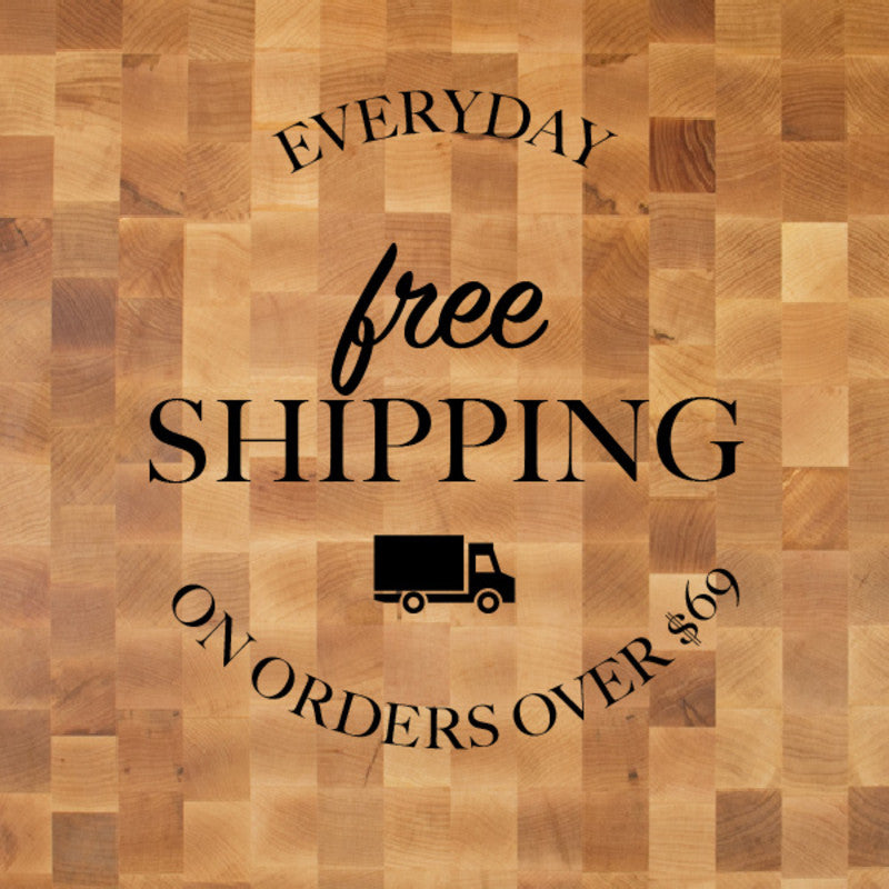 Everyday | Free Shipping