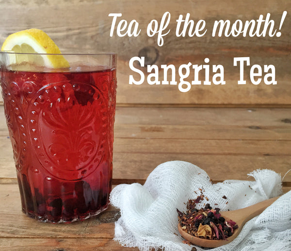 The Honest Leaf Sangria Tea