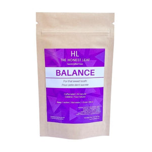 Balance tea bags - 20 biodegradable sachets