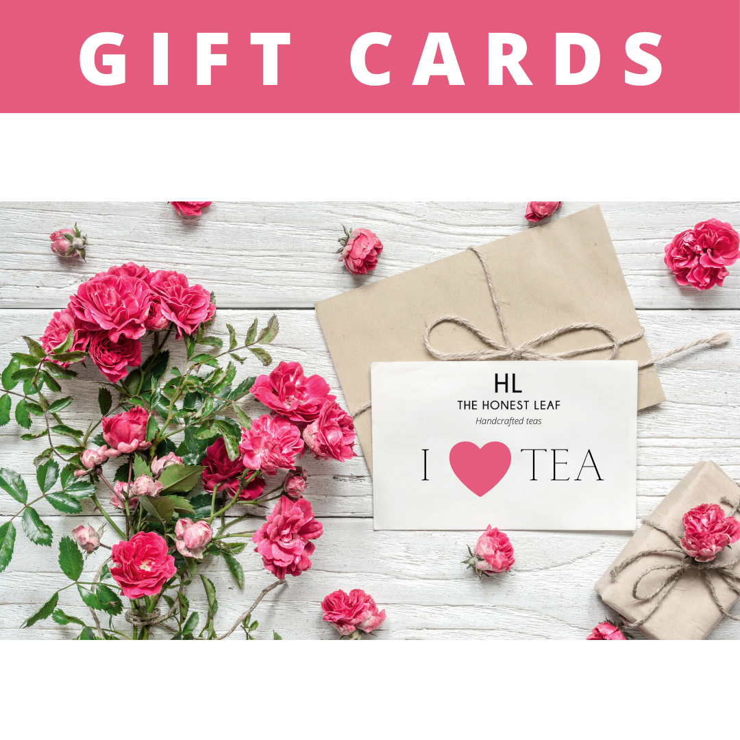 *Honest Leaf E-Gift Card
