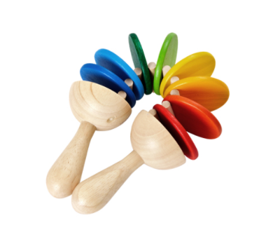 Clatter Music Toy by Plan Toys