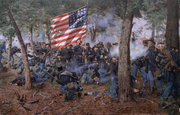 Iron Brigade Civil War Limited Edition Print By Don