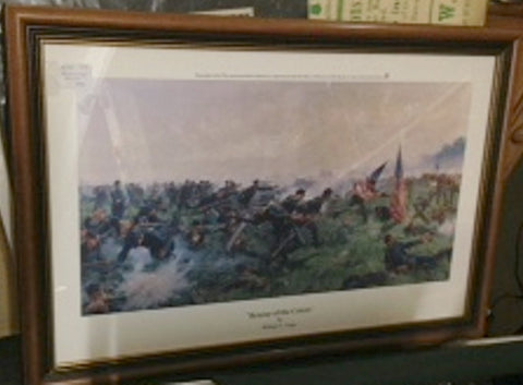The Rescue of the Colors - Battle of Fair Oaks, Virginia
