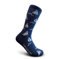 Men's Socks Sailboats