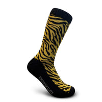 Men's socks tiger stripes