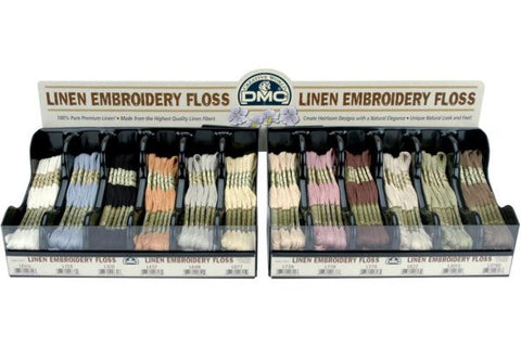 DMC Embroidery Floss - Linen - DMC - Craft de Ville