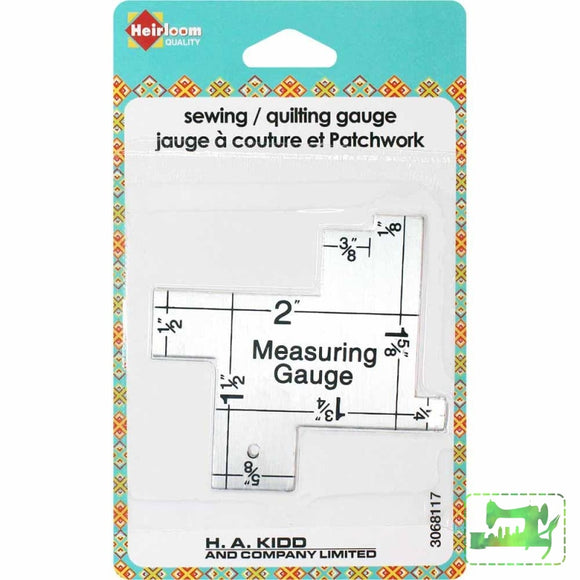 14 In 1 Measuring Gauge - Heirloom - Craft de Ville