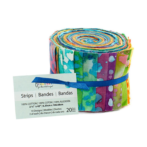 Long Road Batik - Fabric Roll - Fabric Editions - Craft de Ville