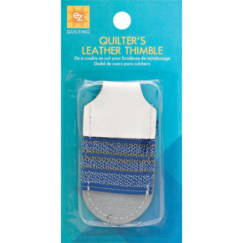 Quilter's Leather Thimble - EZ Quilting - Craft de Ville