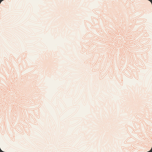 Art Gallery Fabrics - Floral Elements - Ballerina - Art Gallery - Craft de Ville