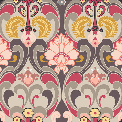 Art Gallery Fabrics - Rock 'n Romance - Ruby Glam - Fabric - Art Gallery - Craft de Ville