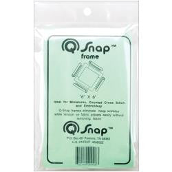 "Q-Snap Frame - 6"" X 6"" - Embroidery - Q-Snap - Craft de Ville"