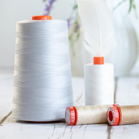 Aurifil Cotton - 50WT Cone - Aurifil - Craft de Ville