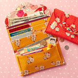 Have It All - Wallet - Straight Stitch Society - Straight Stitch Society - Craft de Ville