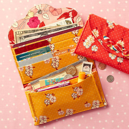 Have It All - Wallet - Straight Stitch Society - Sewing - Straight Stitch Society - Craft de Ville