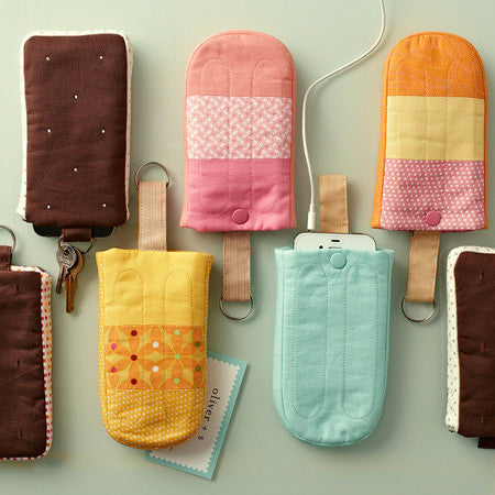 Keep Your Cool - Smartphone Case  - Straight Stitch Society - Sewing - Straight Stitch Society - Craft de Ville