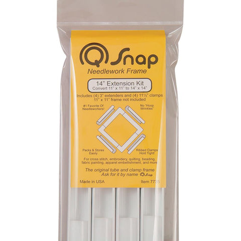 "Q-Snap Extension Kit - 14"" clamps - Q-Snap - Craft de Ville"