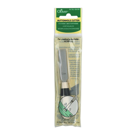 Clover Buttonhole Cutter - 12 mm - Tools - Clover - Craft de Ville