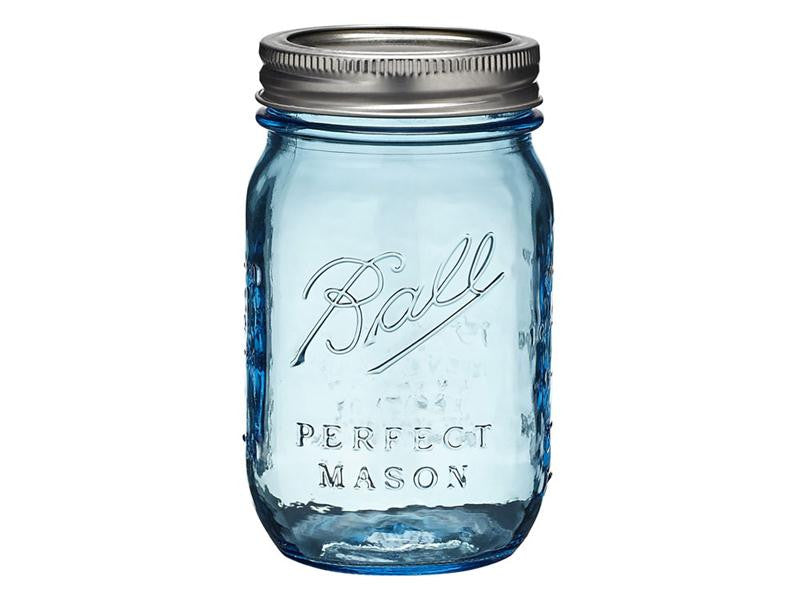 Mason Jar - 16 ounce - Heritage Collection - Ball - Craft de Ville