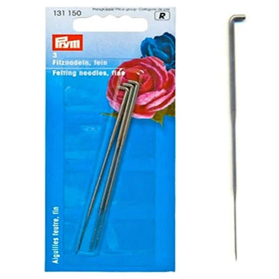 Felting needle - Fine - 3 pack - Notions - Prym - Craft de Ville