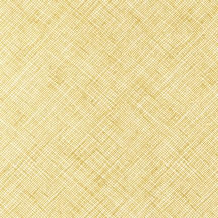 Carolyn Friedlander - Crosshatch - Curry - Fabric - Robert Kaufman - Craft de Ville