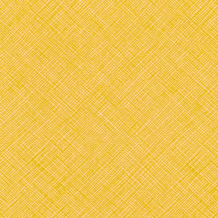 Carolyn Friedlander - Architextures Crosshatch - Wasabi