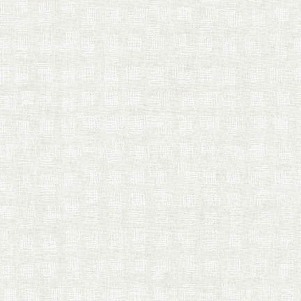 Carolyn Friedlander - Doe 15028 - White - Fabric - Robert Kaufman - Craft de Ville