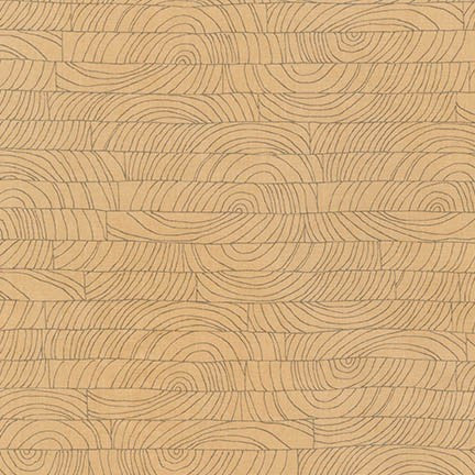 Carolyn Friedlander - Doe 15029 - Natural - Fabric - Robert Kaufman - Craft de Ville