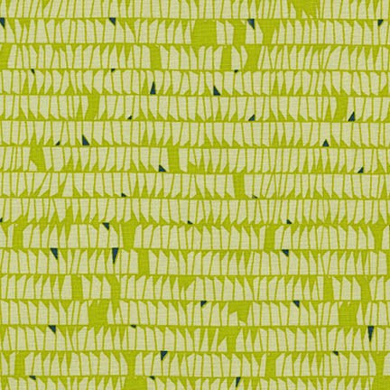 Carolyn Friedlander - Carkai 15794 - Green - Fabric - Robert Kaufman - Craft de Ville