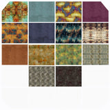 PREORDER OCT - Tim Holtz - Abandoned - Fat Quarter Bundle