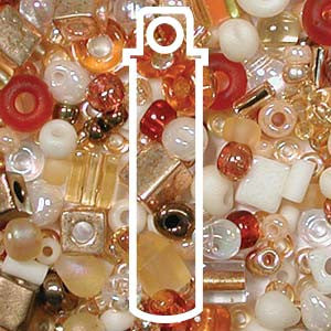 Bead Soup - Honey Butter - Beads & Findings - Miyuki - Craft de Ville